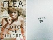 Flea signed Acid For The Children
