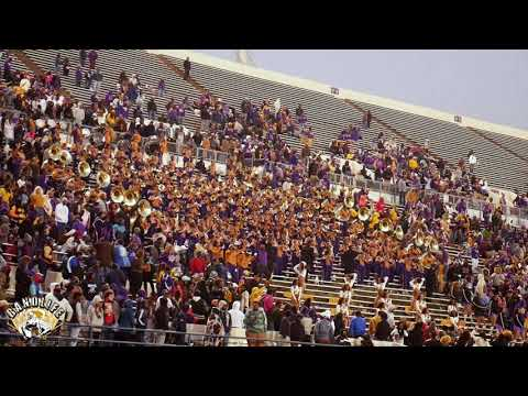 "Alcorn State University-""Roll Out"" vs. Jackson State 2019"
