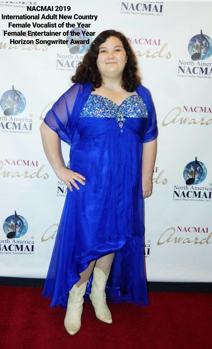 Hayley Verrall at NACMAI 2019
