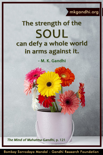Thought For The Day ( SOUL )
