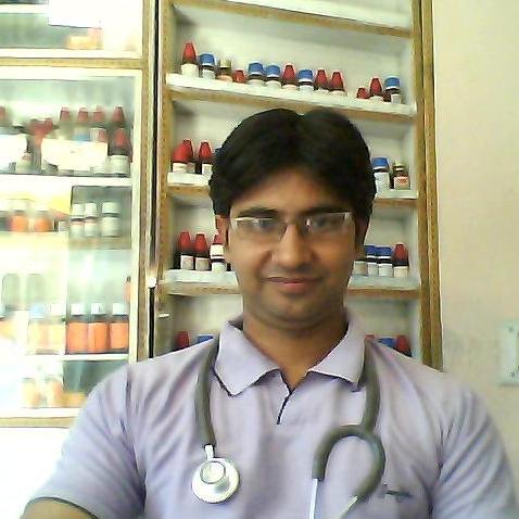 Dr Saurabh mehrotra