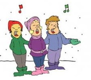 Christmas Carols and Party