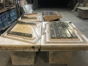 4 Prototypes sections for the Adirondack chair