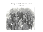 George W. Harrison and Family