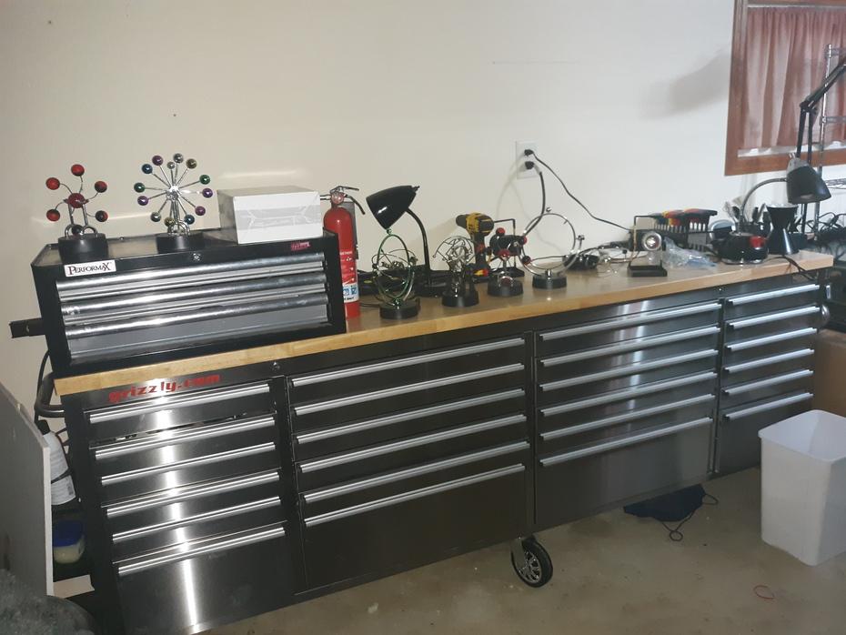 New Lava Lab toolbox