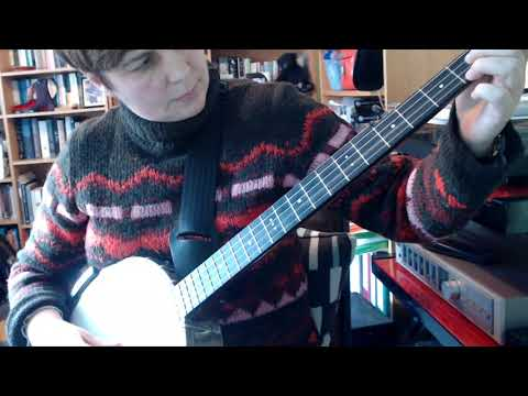 'The Thriller Rag (classic banjo)