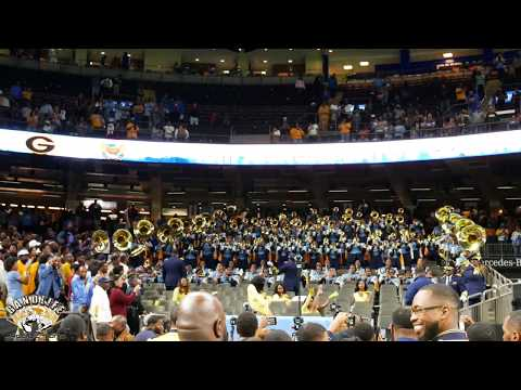 """Southern University-""""White Lines"""" Bayou Classic 2019"""