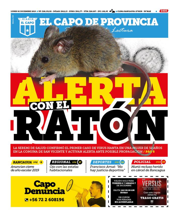 Alerta con el ratón