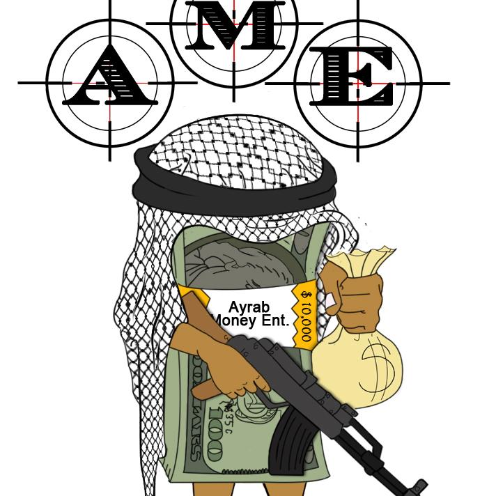 Ayrab Money Fade