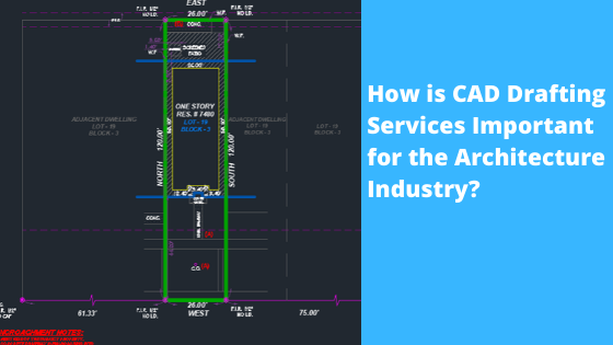 How is CAD Drafting Services Important for the Architecture Industry?