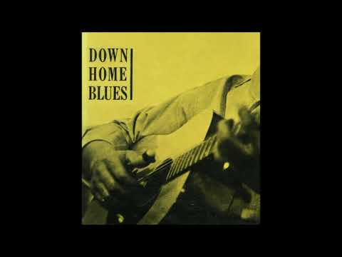 Down Home Blues    A D Eker  2019