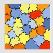 Voronoi Puzzle