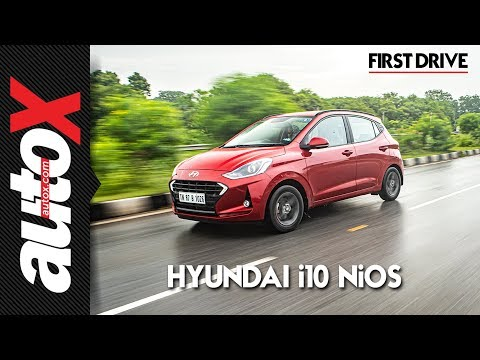 Hyundai Grand i10 Nios First Drive Video Review