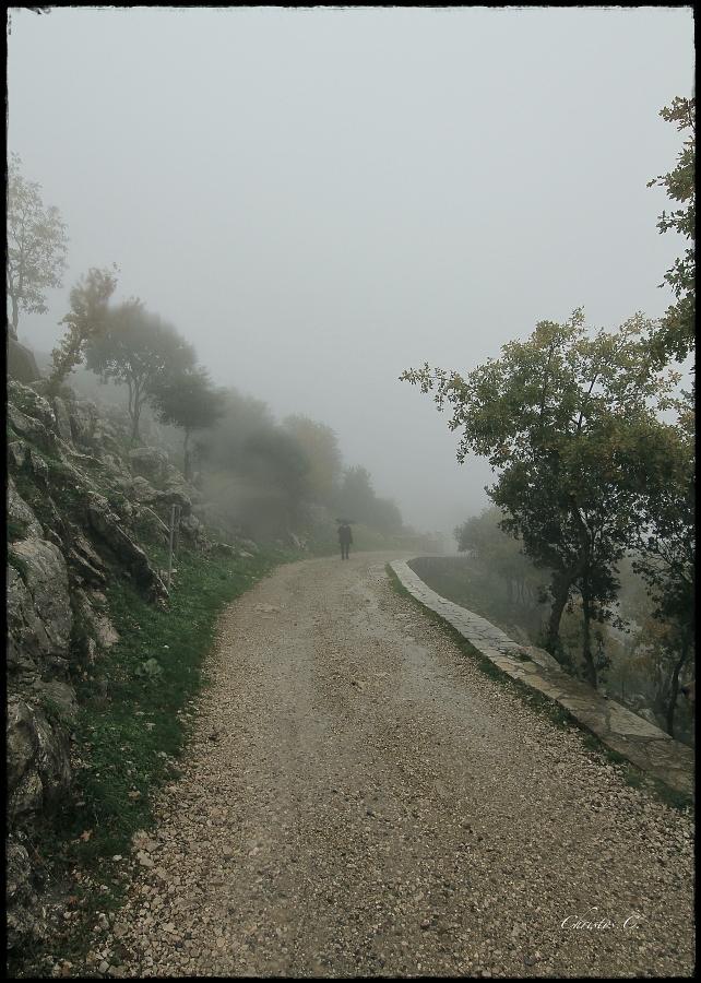 Η ομίχλη δεν καταργεί τον ουρανό...