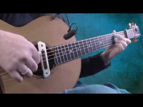 Cuckoo's Nest Hornpipe - Irish Guitar - DADGAD Fingerstyle