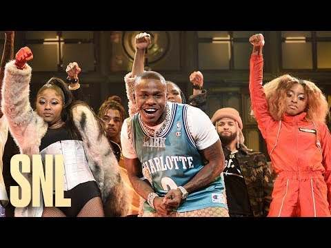 DaBaby: BOP (Live) - SNL