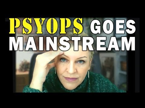 Psy Ops Goes Mainstream (fixed audio)