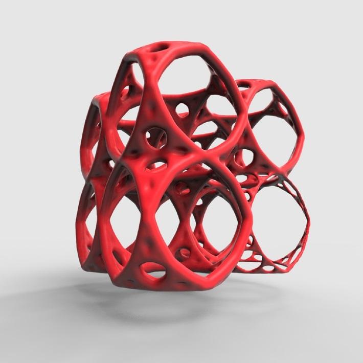3D Voxel Pattern