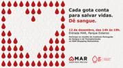SOLIDARIEDADE: Doe Sangue, Salve Vidas!