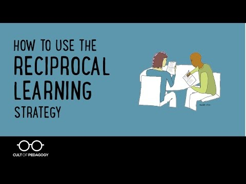 The Reciprocal Learning Strategy