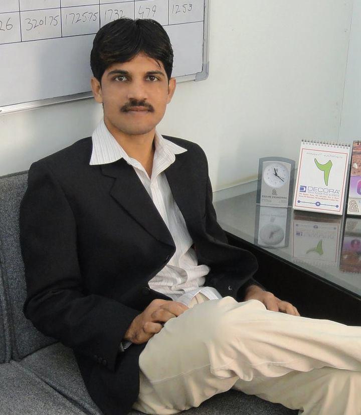 Qalab Hussain