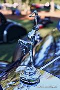 Hood Ornament 1938 Mercedes-Benz 540 Cabriolet