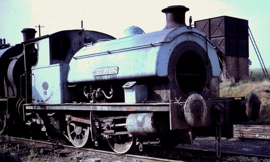 HL 0-4-0ST N0.3721 of 1926 Ettrick