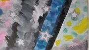 Paint Blue+Stars2019