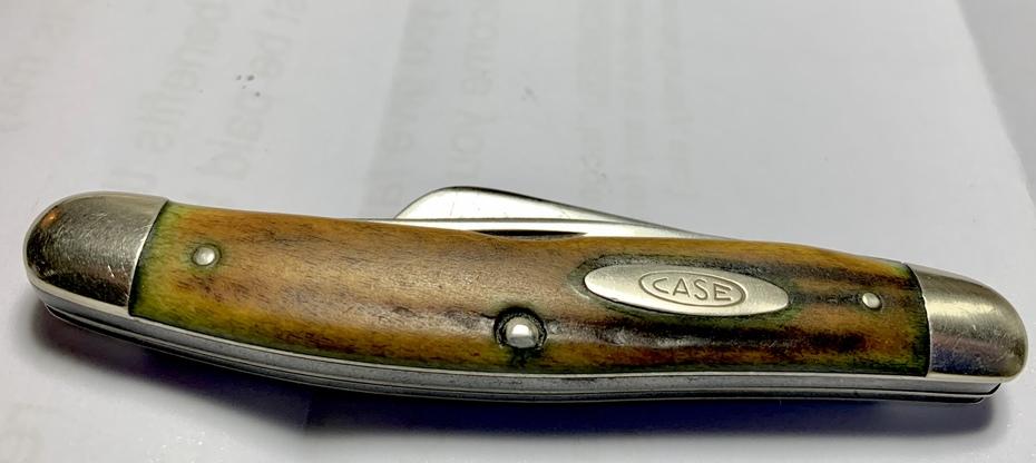 Case 53047 9&1/2 in. dark brown