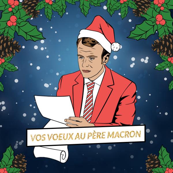Noël : la liste de vœux des automobilistes adressée au Président de la République