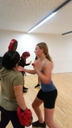 5 week SELF-DEFENCE CLASSES WOMEN and GIRLS AGED 12 + (no upper age limit)