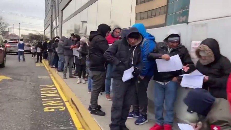 Illegals Line Up For Dr Licenses