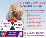 Cheaper Hip Replacement Surgery Packages In India