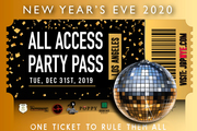 2020 Los Angeles New Years Multi Party Pass