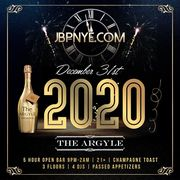 NYE | Argyle Hollywood 2020 New Years Open Bar Tickets