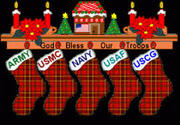 AAVF - Merry Christmas To Our Troops !