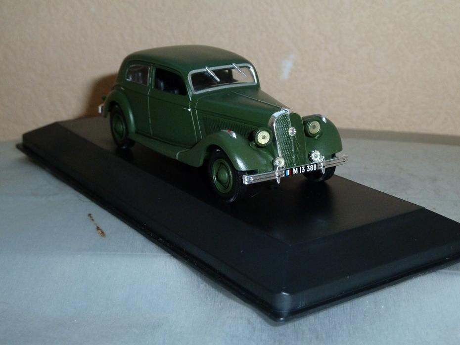 Hotchkiss 686 Cabourg 1936
