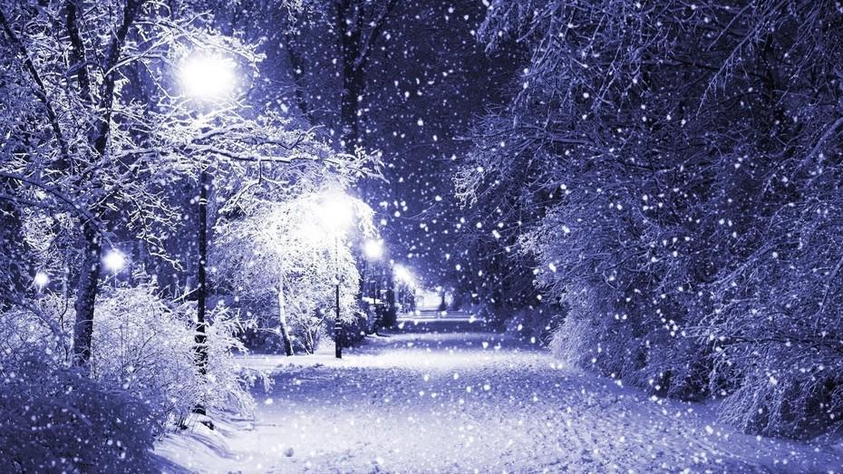 WinterRoadScene