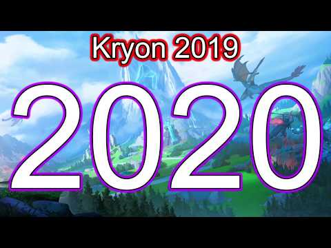 Kryon 2019 December - What Awaits in year 2020
