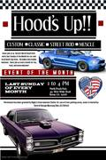 HOODS UP - EVENT OF THE MONTH