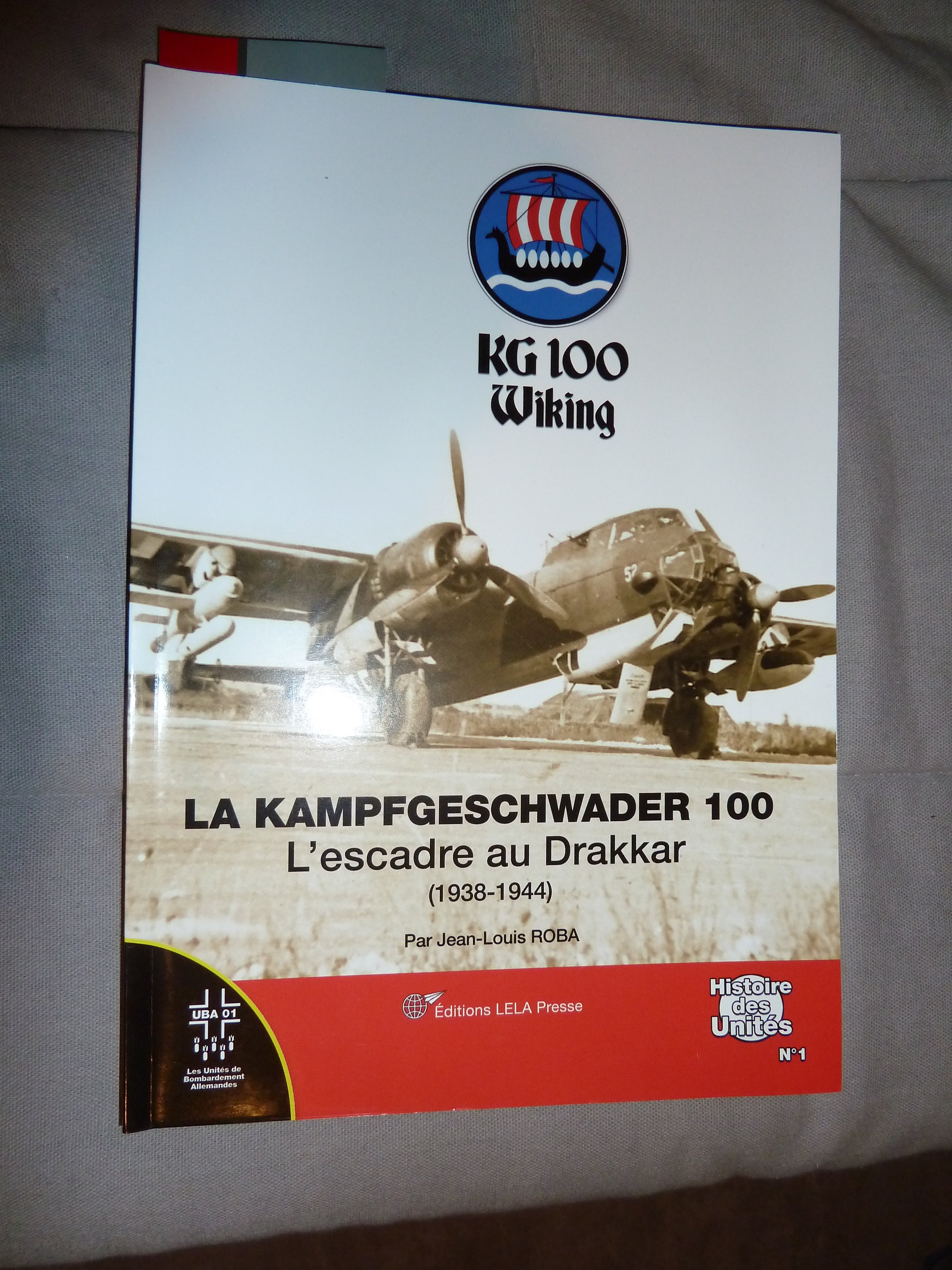 """KG100, the """"Drakkar"""" squadron"""