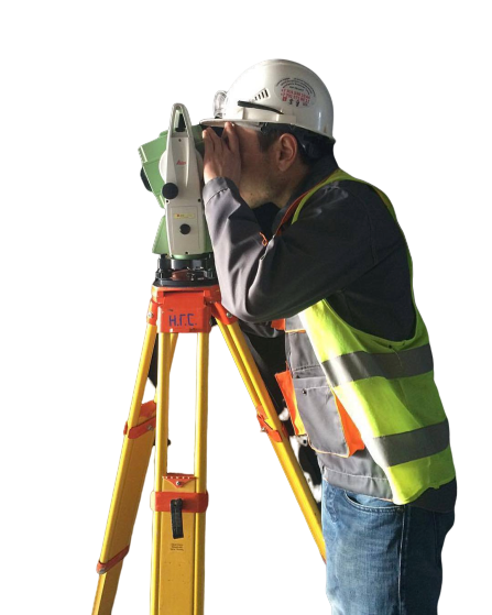 V Terms in Land Surveying