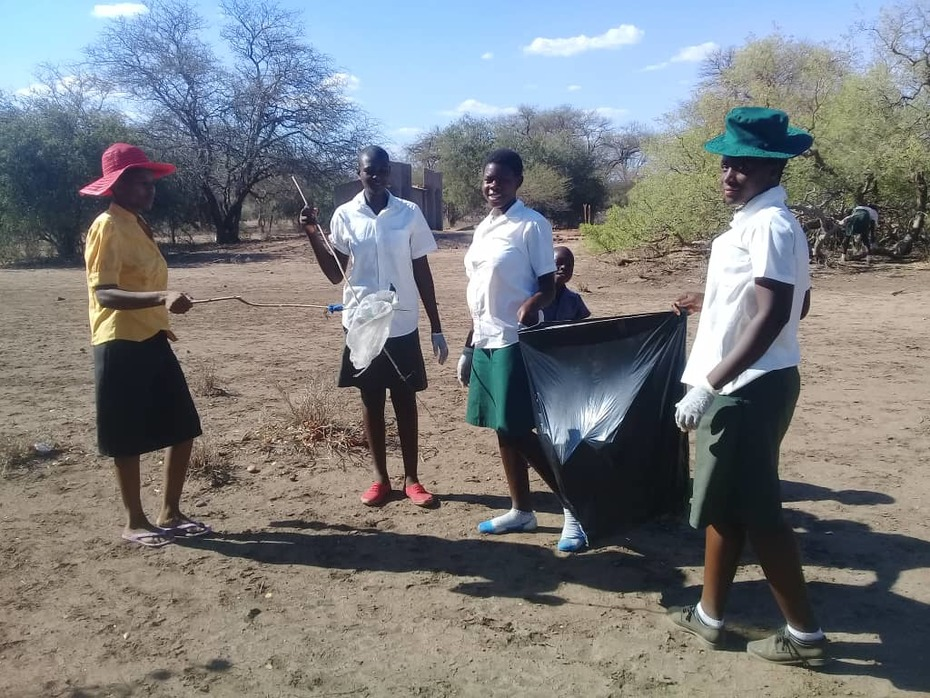 Community Cleanup Zimbabwe