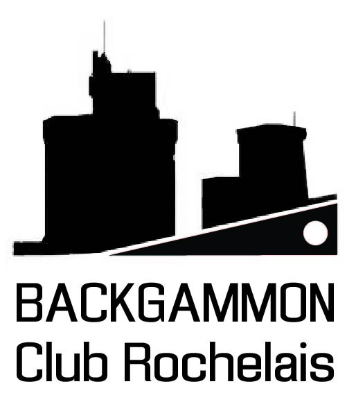 My backgammon Club La Rochelle France