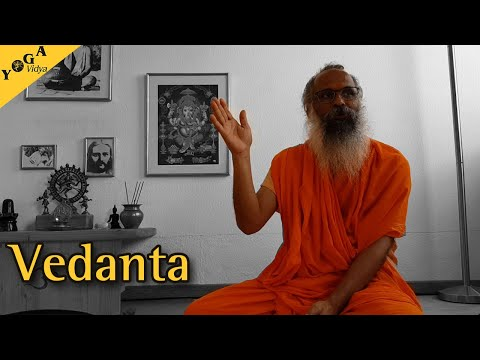 The conscious principle - Vedanta, Self Growth and Self Discovery with Swami Nityabodhananda