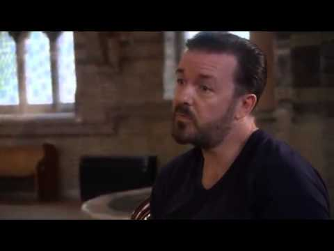 Richard Dawkins Interviews Ricky Gervais about Religion (November 14, 2012)