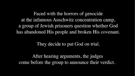 God on Trial ...