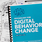 Psychology for Digital Behavior Change - San Jose (3-day Class)