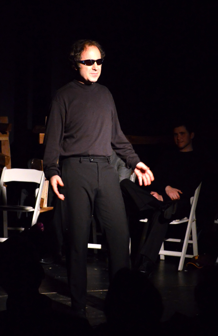 2014-04-05 The Laramie Project (159), Theatre Black Dog, Snoqualmie, WA