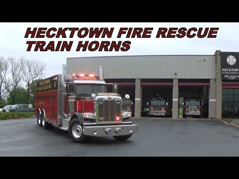 Hecktown, PA Fire Rescue Tanker 5331